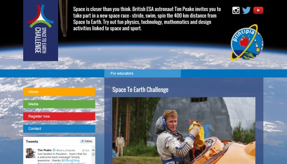 Space to Earth Challenge