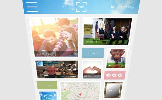 BE Church Homepage