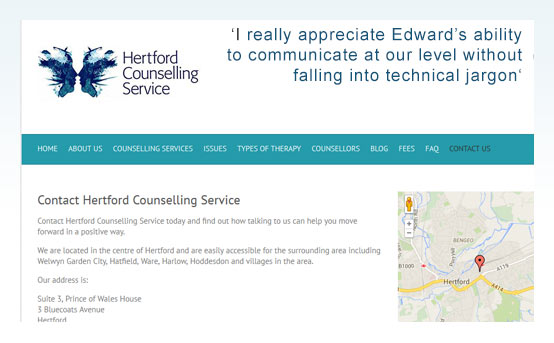 Hertford Counselling Service