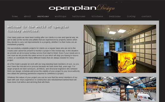 openplan design about page